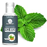 cosmoderm® Peppermint Essential Oil Face wash Purifying and unclogs pores,Control Oil , Refreshing Boost Face wash