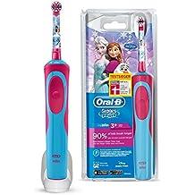 Oral-B Stages Power Kids - Cepillo de dientes eléctrico, con los personajes de Frozen