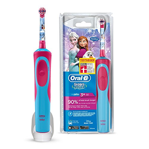 oral-b-stages-vitality-rotating-oscillating-toothbrush-bluered-electric-toothbrushes-battery-built-i