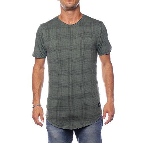 ONLY & SONS Herren Oberteile/T-Shirt onsAbolt Slim Grün