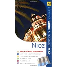 Nice (AA CityPack Guides) (AA CityPack Guides)