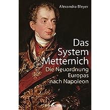 Das System Metternich: Die Neuordnung Europas nach Napoleon
