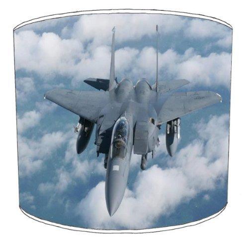Premier Lampenschirme - Durchmesser 30cm F-15 Eagle Kinderlampenschirme (Eagle Lampenschirm)