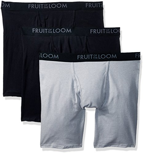 Fruit of the Loom Herren FTL-BM3LL7C Slip - Mehrfarbig - XX-Large (Herren Fruit Of The Loom Slip)