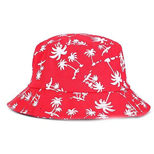Gelben Hut Kostüm Mann Muster Im - Saingace Clearance Unisex Sonnenhut Bucket Hat Fischerhut Cannabis Muster Mütze Kappe Fischer Hat