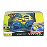 Fast Lane Radio Remote Controlled Stunt Series Flashing Fury Vehicle Light Up Blue Rubber Wheels