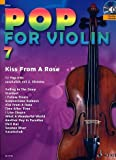 Pop for Violin Band 7 inkl. CD - 12 tolle Songs von Adele, Lana Del Rey, Phil Collins u.a. für 1-2 Geigen arrangiert (Noten)
