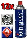 12 x Gaskartuschen MSF- 1A für Gaskocher Campingkocher 227g. Gaskartusche