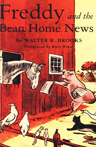 Freddy and the Bean Home News (Freddy the Pig Book 10) (English Edition)