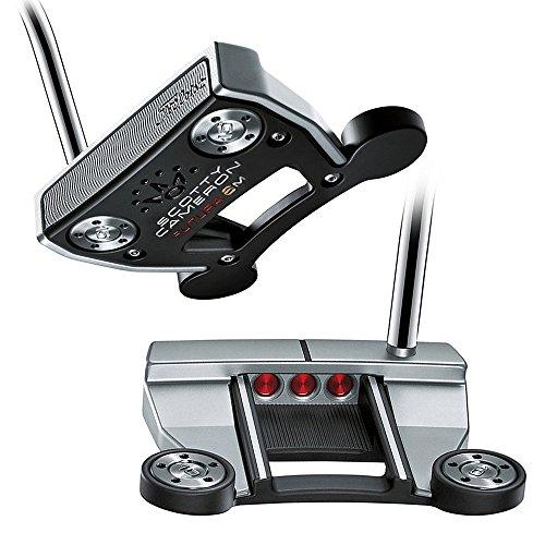 TITLEIST Golf Futura X6M Putters, Herren 34 grau