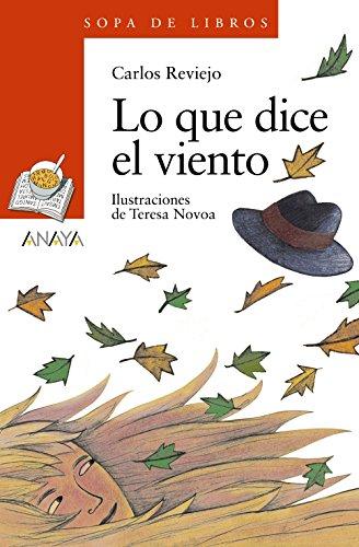 Lo que dice el viento (Literatura Infantil (6-11 Años) - Sopa De Libros) por Carlos Reviejo