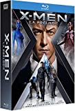 X-Men - La Prélogie : X-Men : Le commencement + X-Men : Days of Future Past + X-Men : Apocalypse [Blu-ray] [Import italien]