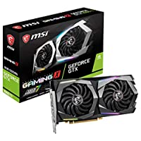 MSI GeForce GTX 1660 Ti DirectX 12 GTX 1660 TI GAMING X 6G 6GB Ready Video Card