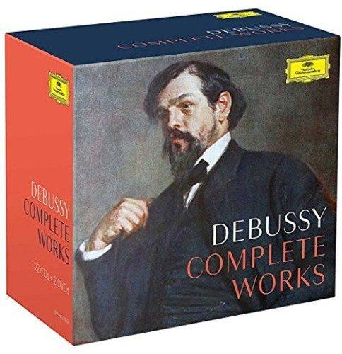 Debussy Complete Works (Coffret 22CD+2DVD - Tirage Limité)