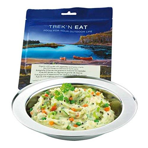 Trek'n Eat Chili-Püree mit Gemüse & Hanfcrispies Inhalt 160g