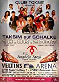 Taksim Gelsenkirchen 2007 Konzert-Poster A2