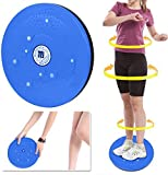 Checknow Waist & Hips Twist Exercise Board for Fitness and Exercise Blue