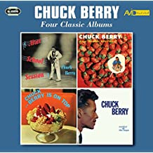 Four Classic Albums (After School Session / One Dozen Berrys / Chuck Berry Is On Top / Rockin' At The Hops)