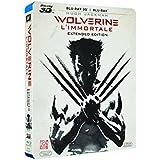 Wolverine - L'Immortale (Steelbook Edizione Limitata) ( 1 Blu-Ray 3D + 2 Blu-Ray 2D);The Wolverine