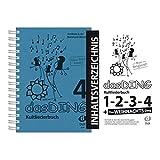 Dux Das Ding 4 | Kultliederbuch + Original Inhaltsverzeichnis | Songbook | NEU