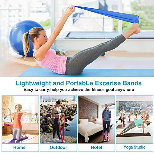 Zoom IMG-5 omeril bande elastiche fitness 3