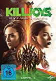 Killjoys - Space Bounty Hunters - Staffel 3 [3 DVDs]