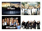 Set 4 Tovagliette Grey's Anatomy