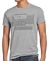 style3 Sheldon Periodensystem Herren T-Shirt