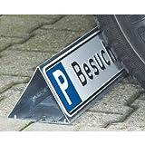 Format 4044589124586–Parkbegr. f. parkplatzs. Stahl verzinkt