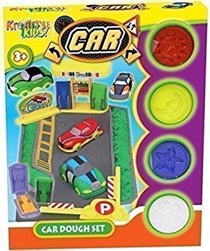 Kinder Knetmasse Auto Modellierung Formen Kinder Aktivität Spielset