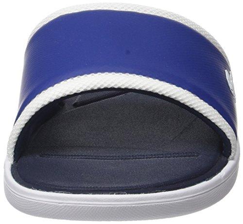 Lacoste Herren L.30 Slide 317 1 Hausschuhe Blau (Dk Blu)