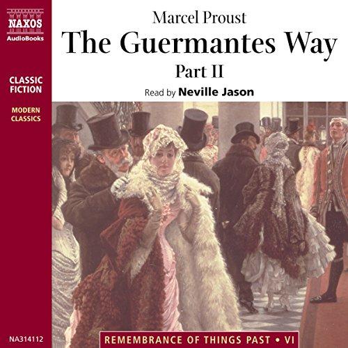 The Guermantes Way, Part 2  Audiolibri