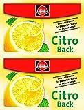 Schwartau Citro Back, (2 x 5 g)