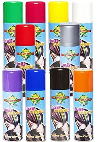 Spray pour cheveux couleurs 125 ml - couleur - Violet - 174233