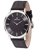 Yves Camani Ciron - Reloj para hombre, color negro de Yves Camani