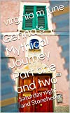 Genna's Mythical Journey Part one and two: Saturday night and Stonehedge (1&2 Book 2) (English Edition)