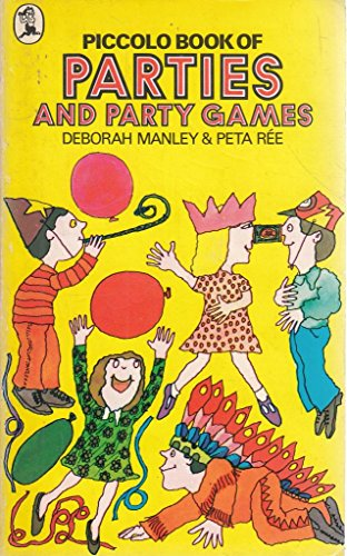 Piccolo book of parties and party games