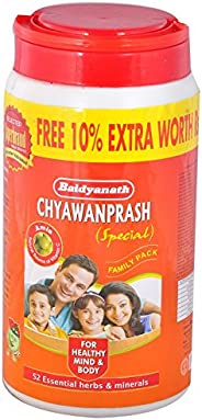 Baidyanath Chyawanprash Special - All Round Immunity and Protection - 2 kg With 10% Extra Free