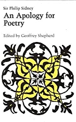 Apology for Poetry (Medicine & Renaissance Library)