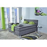 suchergebnis auf f r boxspringbett 160x200 mit bettkasten k che haushalt wohnen. Black Bedroom Furniture Sets. Home Design Ideas