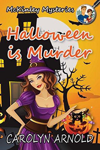 Halloween is Murder (McKinley Mysteries Book 11) (English Edition)