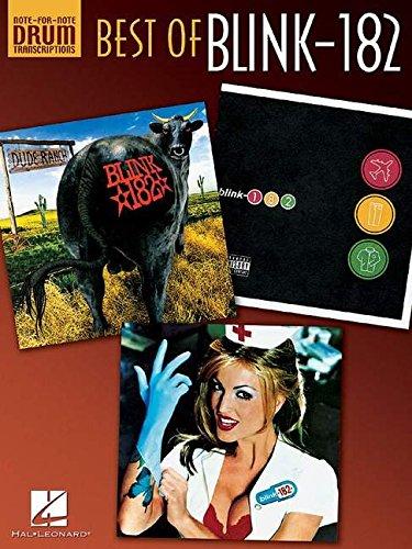 Best of Blink-182: Not-For-Note Drum Transcriptions par Scott Schroedl