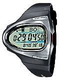 Casio Sport Unisex-Armbanduhr Laufuhr Digital Quarz CHR-200-1VER