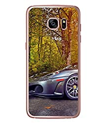 99Sublimation Designer Back Case Cover for Samsung Galaxy Note 7 (Accelration Crash Rating Alloys Brake Pad Carbon Fiber Control)