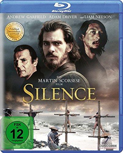 Bild von Silence [Blu-ray]