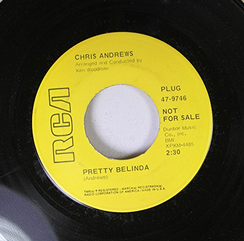 chris-andrews-45-rpm-pretty-belinda-maker-of-mistakes
