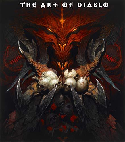 The Art of Diablo por Jake Gerli
