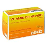 Vitamin D3 Hevert Tabletten, 100 St.