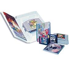 Game Universalhülle für NINTENDO,SNES,ATARI,SEGA,N64 Replicament Cases 12 Hüllen
