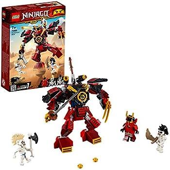 De Feu ConstructionAmazon L'armure Ninjago Jeu Lego 70615 MpUqzVS